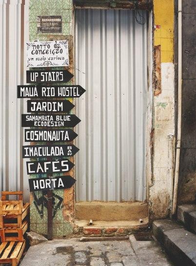 Rio Sign
